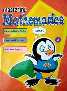 Mastering mathematics 2