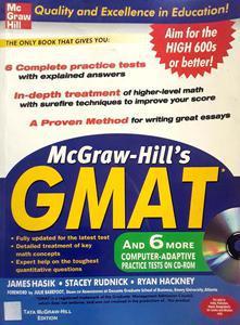 Mh'S Gmat W/Cd