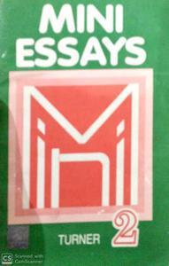 Mini Essays 2