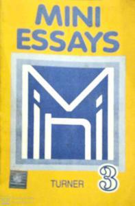 Mini Essays 3