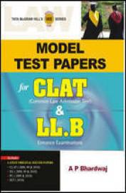 Model Test papers for CLAT and LLB
