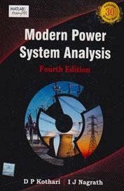 Modern Power System Analysis IN ENGLISH FORTH EDITION