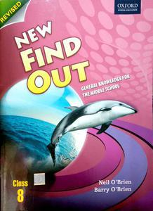 New find out general knowledge for the middle school class 8