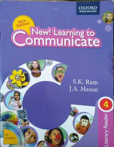 New learning to communicate for class 4 in English
