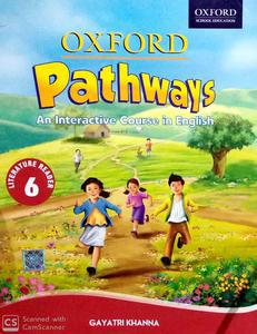 Oxford Pathways an interactive course in English literature reader 6