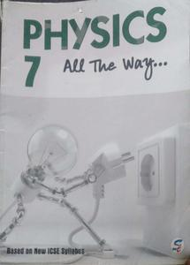 Physics all the way class 7