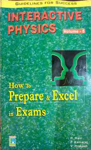 Physics for you Interactive physics volume 5 how to prepare and Excel in exam 3rd edition