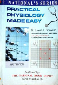 Practical physiology made easy first edition