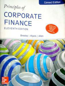 Principles of corporate finance 11 th edition