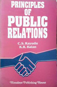 Principles of public relations
