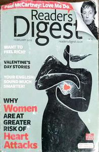 READERS DIGEST VALENTINES DAY STORIES