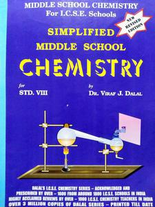 SIMPLIFIED MIDDLE SCHOOL CHEMISTRY IN ENGLISH