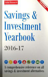 Savings and investment Yearbook 2016-17