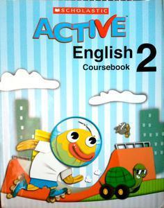 Scholastic active English coursebook 2