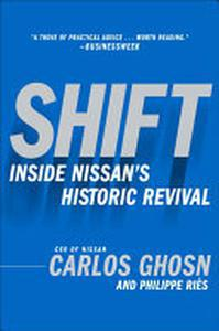 Shift inside Nissan's historic revival in English