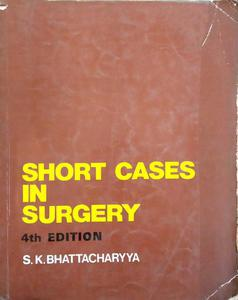 Short Cases In Surgery 4th edition