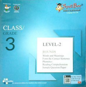 SpellBee international language for life Class/grade 3 Level 2