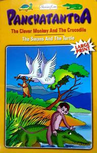 Stories From Panchatantra The clever monkey and the crocodile