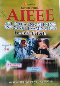 Super guide AIEEE for BE/B.tech in English