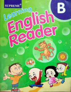 Supreme learning English reader part B