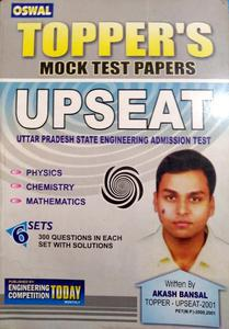 TOPPER'S MOCK TEST PAPER'S UPSEAT