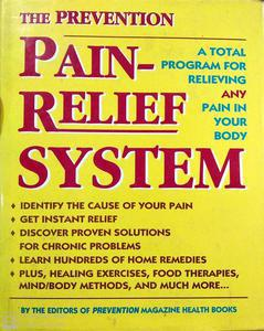 The Prevention Pain Relief System