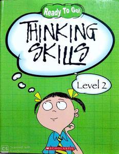 Thinking Skills - Level 2 (Ready to Go) in English
