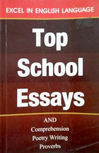 Top school essays and comprehension poetry writing proverbs