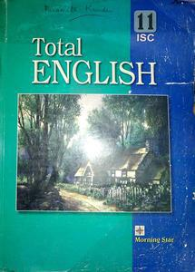Total English class 11 ISC morning star