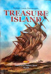 Treasure Island by Robert Louis Stevenson in English