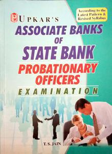 Upkar's Associate bank of state Bank Probationary officers Examination