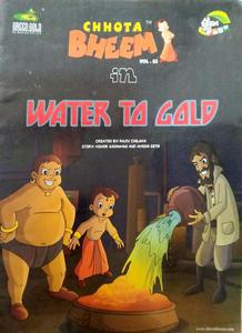 Vol.83 - Water to Gold