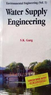 Water Supply Engineering ENGLISH LANGUAGE