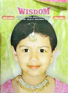 Wisdom September 2009 International monthly digest