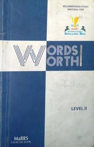 Words worth 1 for class 2 in English