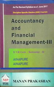 accountancy and financial management 3 S.Y.B.com semester 3
