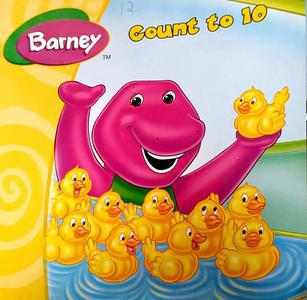 barney count to 11