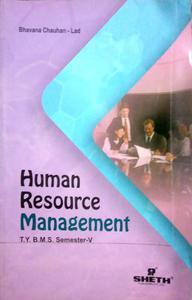 human resource management T.Y.B.M.S. semester 5