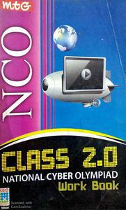 mtg NCO class 2.0 National Cyber Olympiad workbook