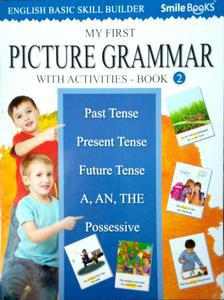 my first book of picture grammar with activities book 2