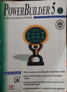 powerbuilder 5 developers guides