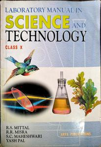 Science and technology for class 10