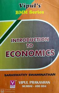 vipul's BMM series Introduction to Economics